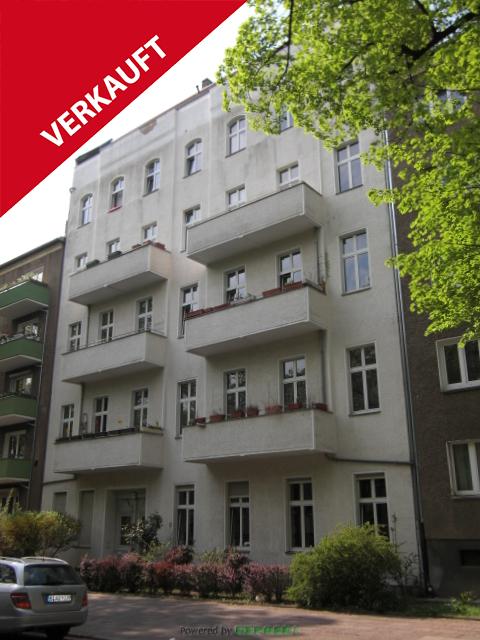 KAPITALANLAGE Vermietetes 2-Zimmer-Apartment in Pankow!