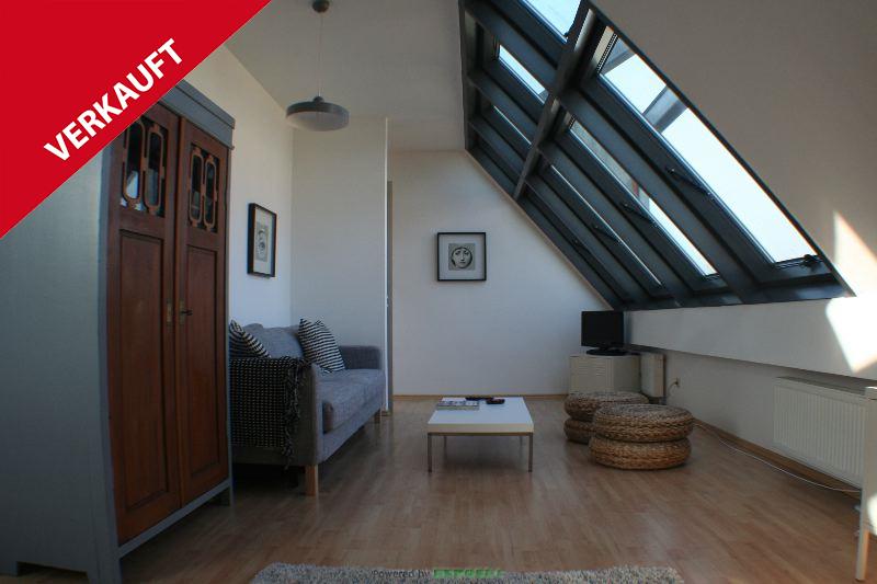 Prenzlauer Berg Wichertstraße – Dachgeschoss
