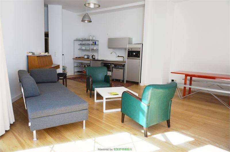 Prenzlauer Berg – Loft zum Atmen in der Schwedter Straße – Drei-Zimmer Apartment