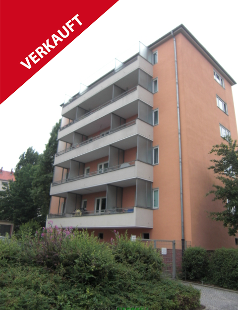 1-Zimmer-Apartment mit Südbalkon zur Selbstnutzung!