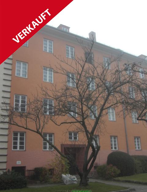 Kapitalanlage: Vermietetes 2-Zimmer-Apartment!