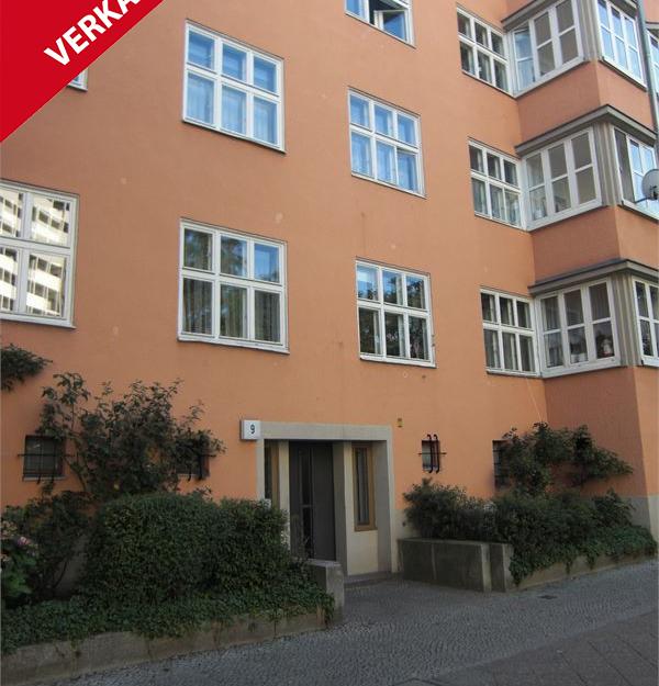 Schöneberg Rubensstraße – 1 Zimmer Apartment