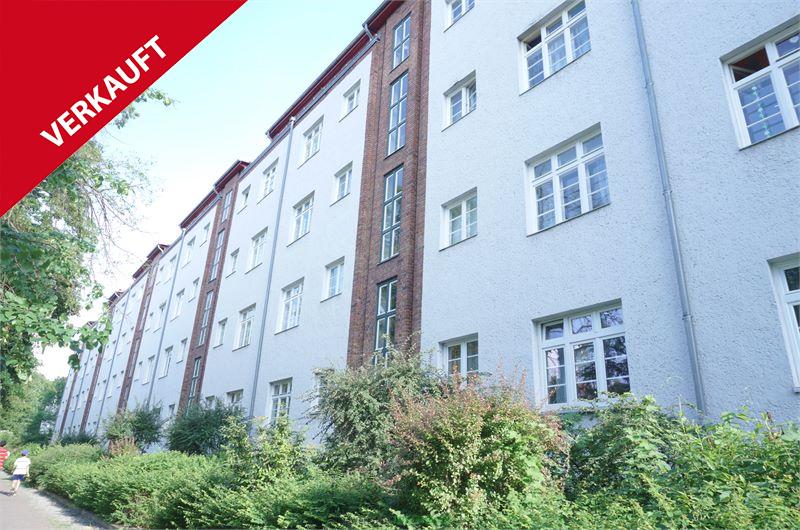 Reinickendorf Lindauer Allee – 3 Zimmer Apartment mit Balkon