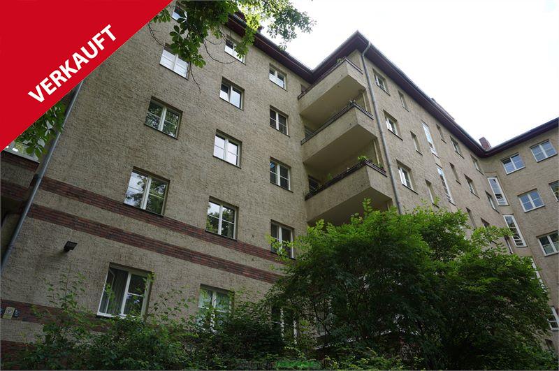 Wilmersdorf Schoelerpark – 2 Zimmer Apartment
