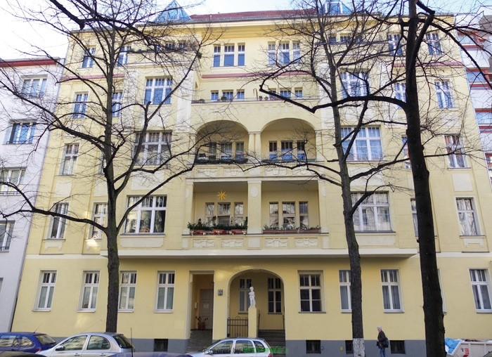 5 Zimmer Altbau Apartment in Berlin Wilmersdorf 144 m²
