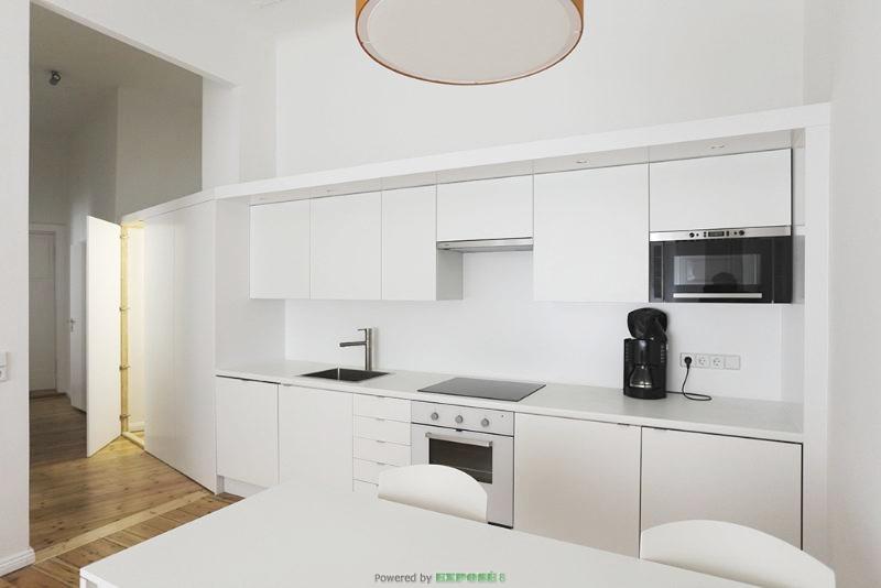 Prenzlauer Berg – Ruhige Lage- Drei-Zimmer Apartment