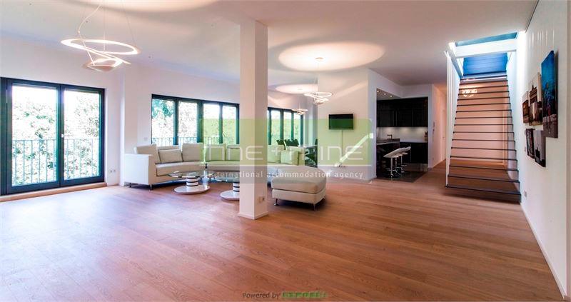 Exklusives Penthouse 327m² mit herrlichem Ausblick über die 160m² Dachterrasse