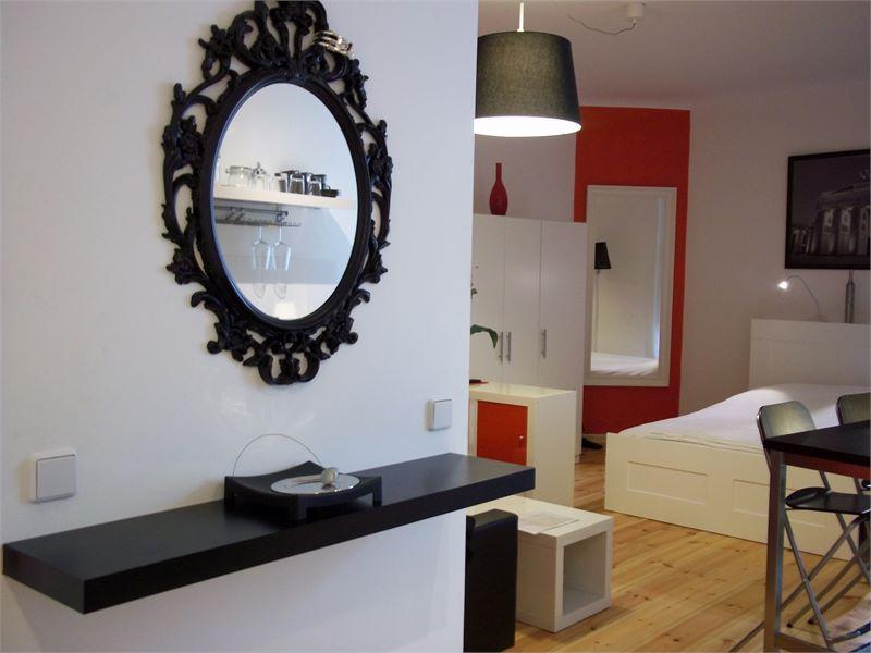 Die stilvolle Matchbox – Ein-Zimmer Apartment sofort verfügbar