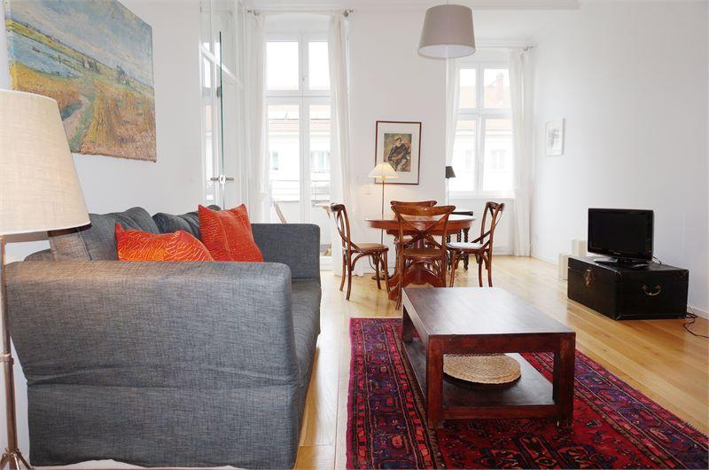 Prenzlauer Berg – 2-Zimmer-Apartment in der Kastanienallee sofort verfügbar