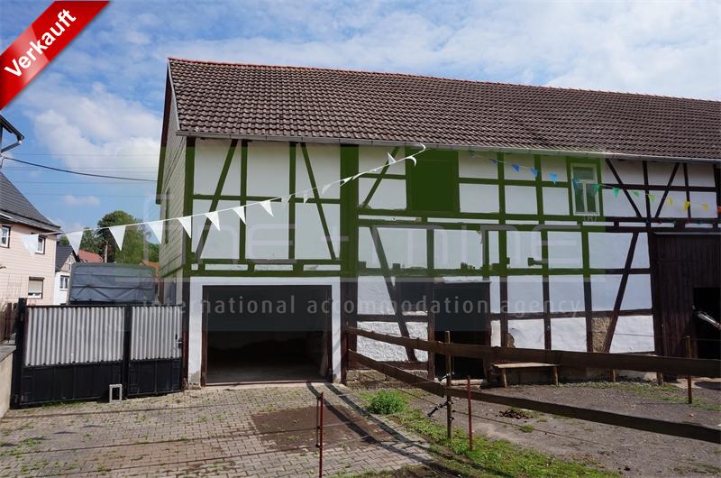 Kleiner Reiterhof für Pferdeliebhaber mit Wohnhaus zum wohlfühlen