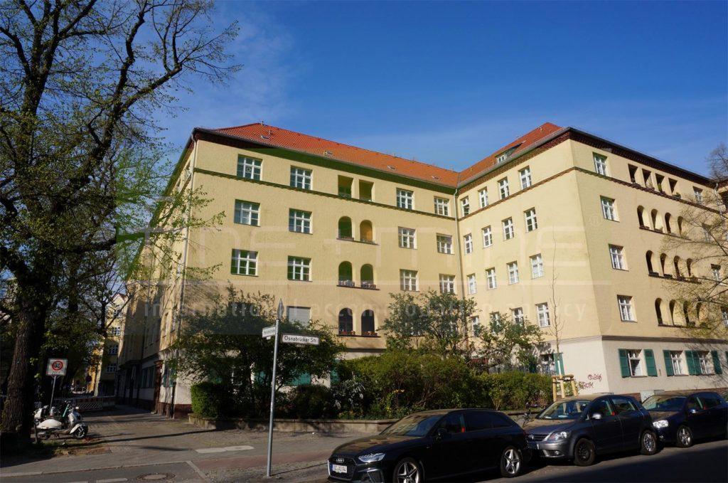 Helle 4- Zi. Whg. mit Balkon Richtung Schlosspark